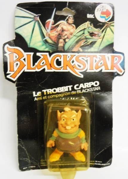 Blackstar - Trobbit Carpo (Orli-Jouet)