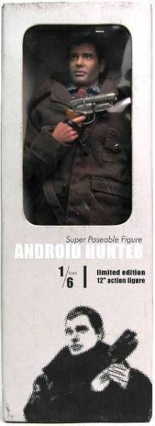 Blade Runner -  12\'\' Action Figure (scale 1:6) - Android Hunter