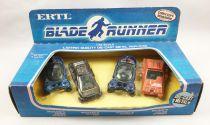 Blade Runner - Coffret 4 véhicules 1/64° Die-cast ERTL (1982)