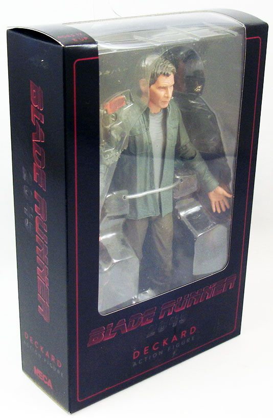 Blade Runner 2049 - NECA - Deckard