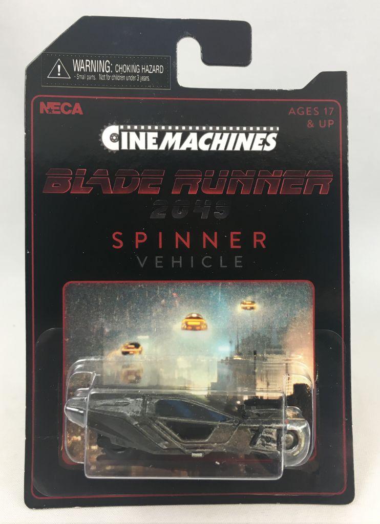 Blade Runner 2049 - NECA - Vehicule Cinemachines - Spinner (1:72 scale)