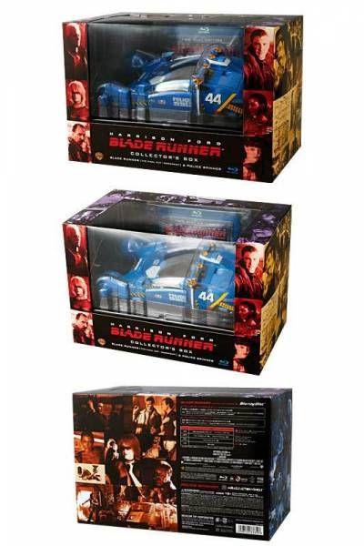 Blade Runner Collector\'s Box (Blu-ray & MAV Police Spinner)