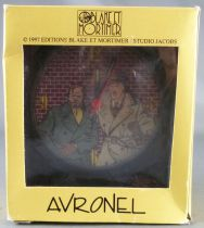 Blake & Mortimer - Avronel - Alarm Clock - Mint in Box