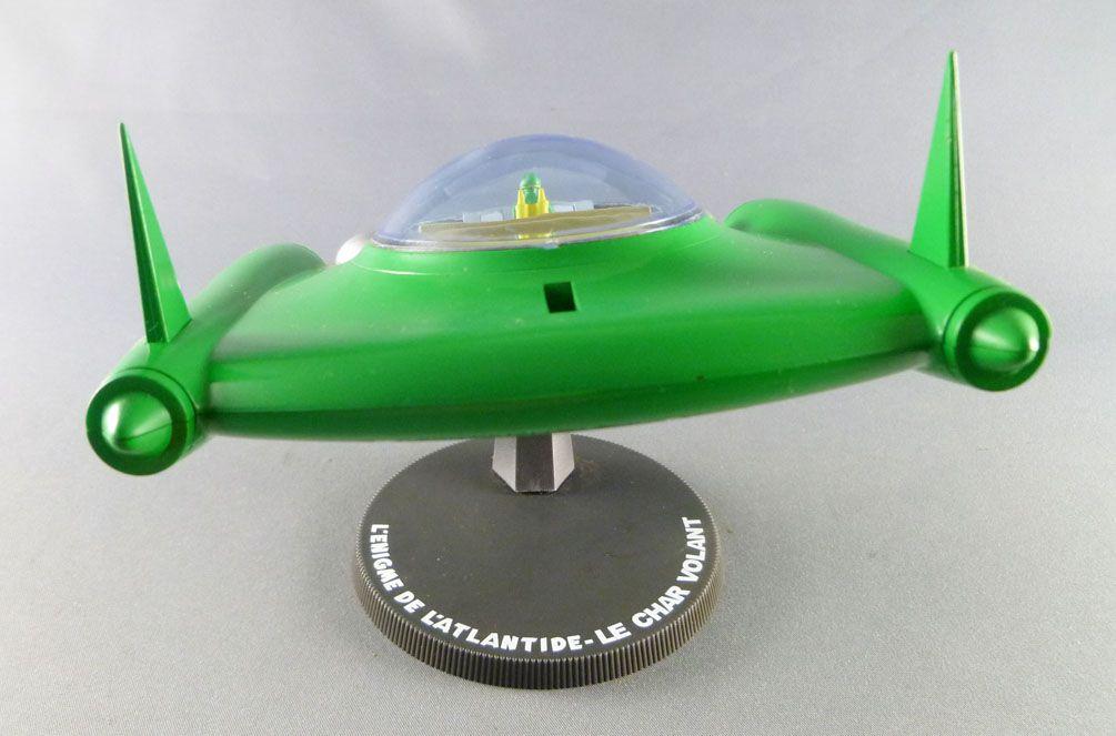 Blake & Mortimer - Hachette - Atlantis Mystery : Flying Tank (Loose)
