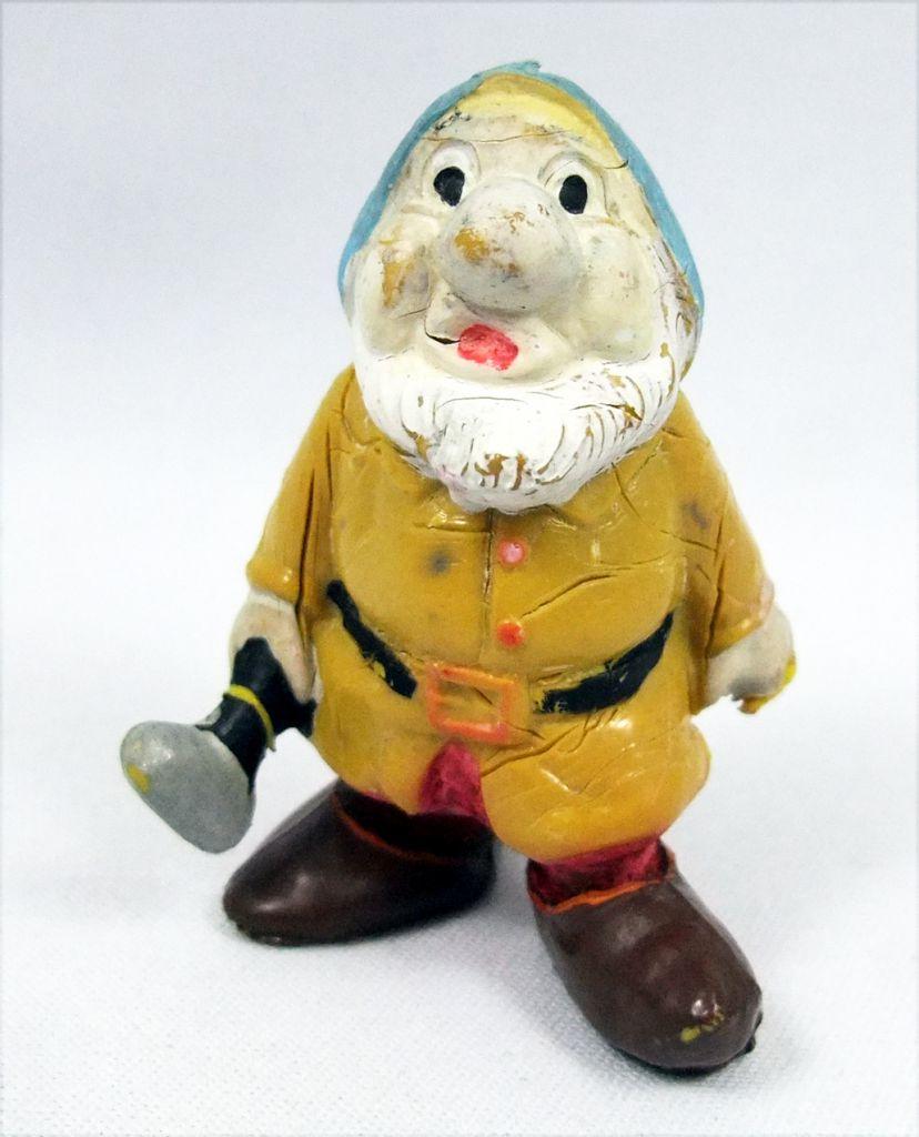 Blanche neige - Figurine Jim - Le nain Atchoum