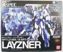 Blue Comet SPT Layzner - Bandai Soul of Chogokin XS-02