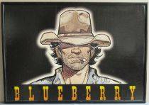 Blueberry - Dargaud Jean Giraud 1995 - Plv Msster Blueberry 68x48cm