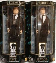 Blues Brothers 2000 - Elwood & Mack - Toybiz 12\'\' figures