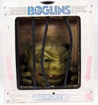 Boglins - Mattel - Boglin Dwork