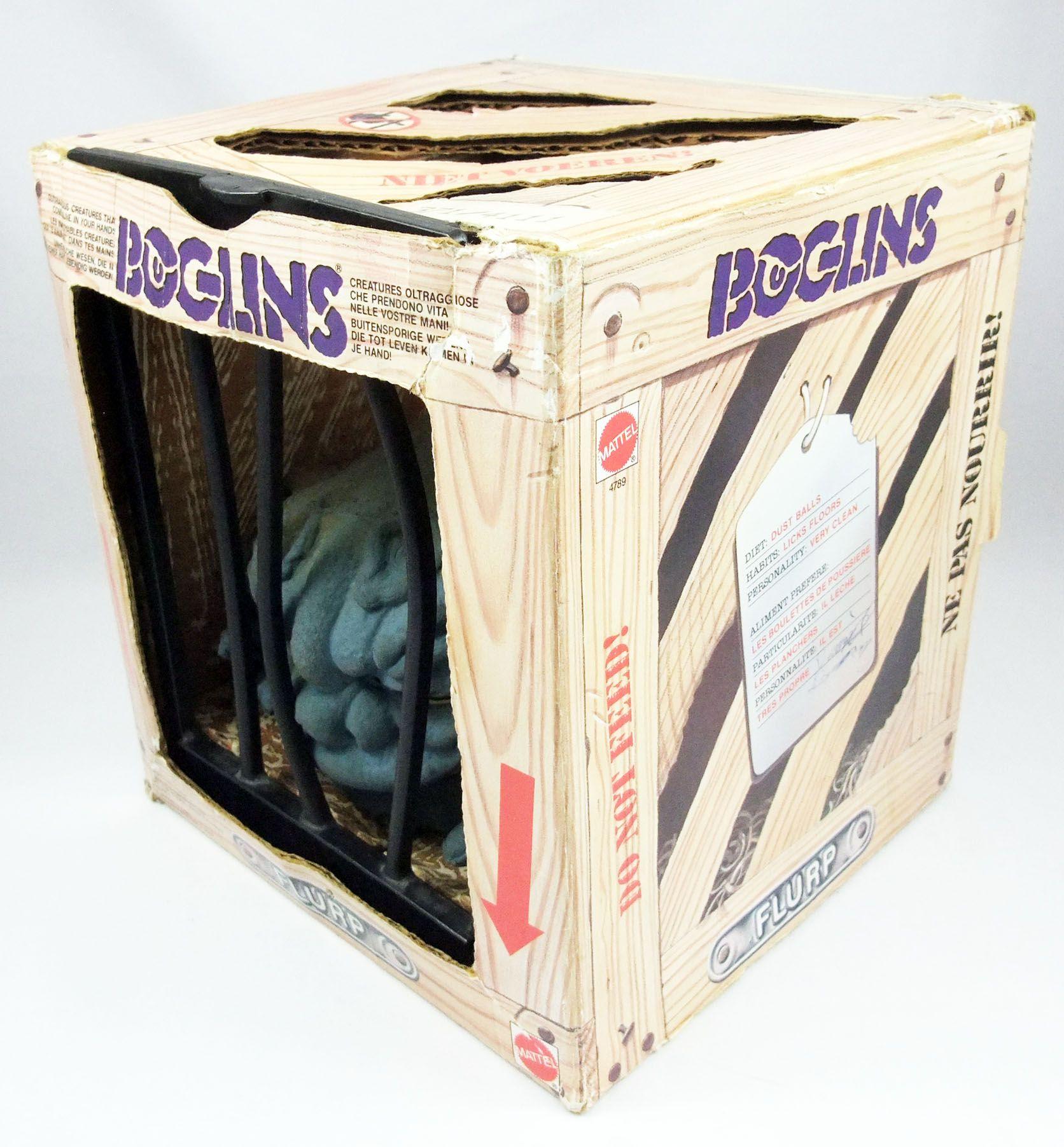 Boglins - Mattel - Boglin Flurp