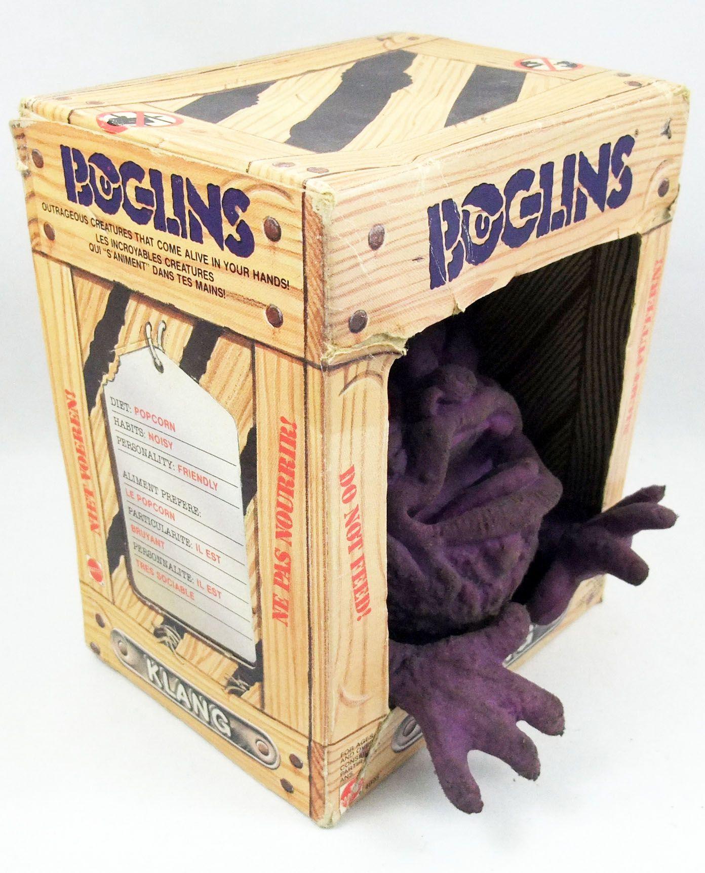 Boglins - Mattel - Boglin Klang