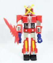 Bomber X - Big Dai X 4\'\' action figure (loose) - Ceji