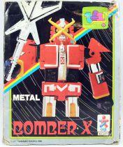 Bomber X - Big Dai X ST die-cast robot - Ceji France