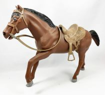 Bonanza - Palitoy 1966 - Cheval d\'Eric «Hoss» Cartwright (occasion)