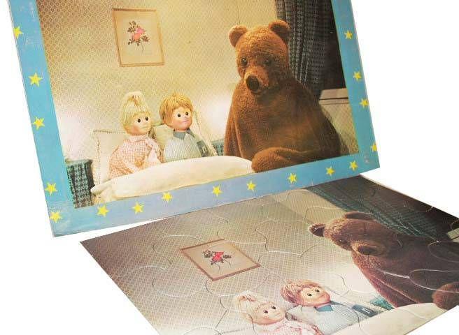 Bonne Nuit les Petits - 2 Puzzles (loose with box)