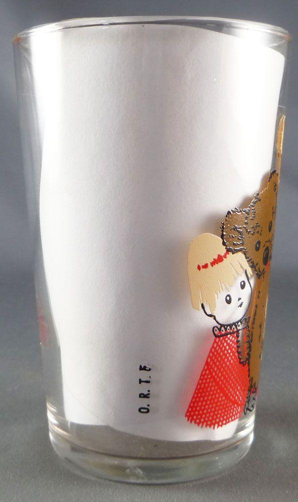 Bonne Nuit les Petits - Amora Mustard Glass - Nicolas, Pimprenelle, Nounours & his nephews