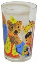 Bonne Nuit les Petits - Amora Mustard Glass - Nounours Parties