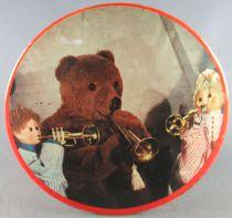 Bonne Nuit les Petits - Brochet Boite à Bonbons Métal Rouge - Les Musiciens
