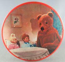 Bonne Nuit les Petits - Brochet Red Tin Box - At Bed 2