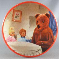 Bonne Nuit les Petits - Brochet Red Tin Box - At Bed