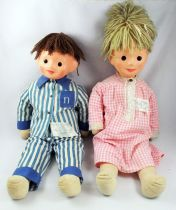 Bonne Nuit les Petits - Clodrey Doll - Nicolas & Pimprenelle