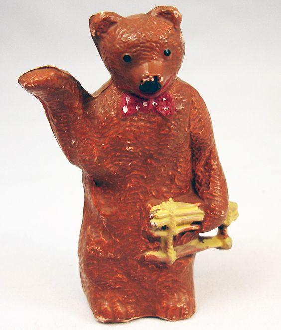 Bonne Nuit les Petits - Figurine Jim - Nounours