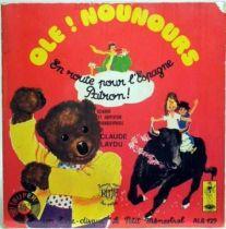 Bonne Nuit les Petits - Mini Lp and book - Ole Nounours