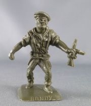 Bonux - Modern Army - Paratrooper advancing Mp left hand