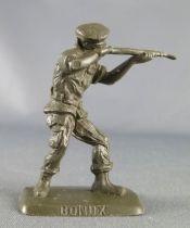 Bonux - Modern Army - Paratrooper firing rifle standing