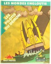 Book pictures story Les pilotis du démon