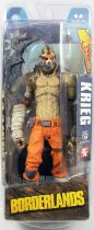 Borderlands - McFarlane Toys - Krieg - Figurine articulée 17cm