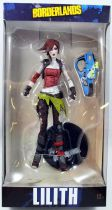 "Borderlands - McFarlane Toys - Lilith - 6"" scale action-figure"