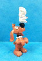 Boule & Bill - Figurine PVC Flunch - Bill jongleur
