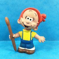 Boule & Bill - Figurines PVC Schleich - Boule avec canne