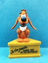 Boule & Bill - Figurines PVC Schleich sur Socle - Bill