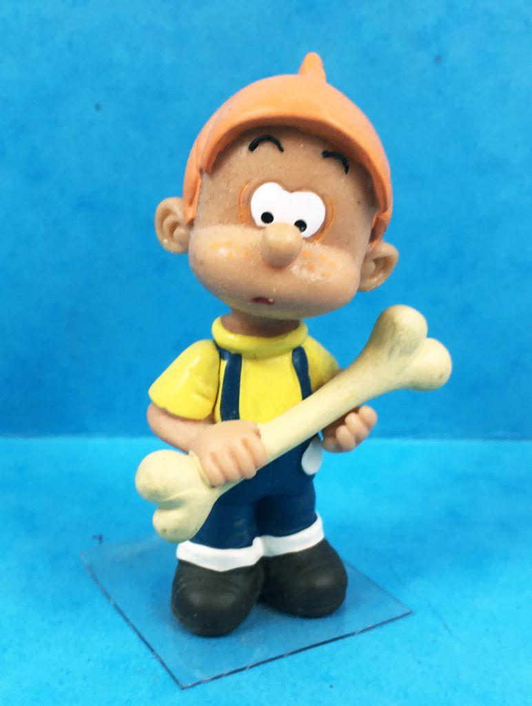 Boule & Bill - Plastoy PVC figure - Boule with bone