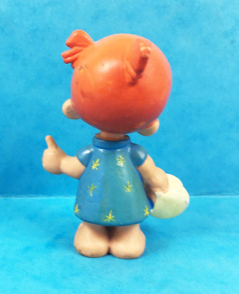 Boule & Bill - Schleich PVC figure - Boule in nightdress