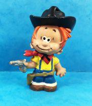 Boule & Bill - Schleich PVC figure - Cowboy Boule