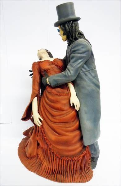 Bram Stoker\'s Dracula - Argonauts Model Kit - Mina and Vlad