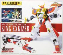 Brave Fighter Exkizer - Takara Masterpiece Brave Series MP-B01 - King Exkizer