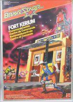 BraveStarr - Fort Kerium (Centre de Commande)