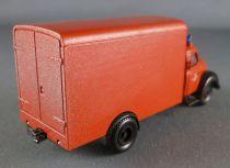 Brekina Ho 1:87 Magirus Deutz Fire Truck Cargo