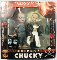 Bride of Chucky - McFarlane\'s Movie Maniacs 2 - Chucky & Tiffany