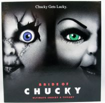 Bride of Chucky - NECA - Ultimate Chucky & Tiffany