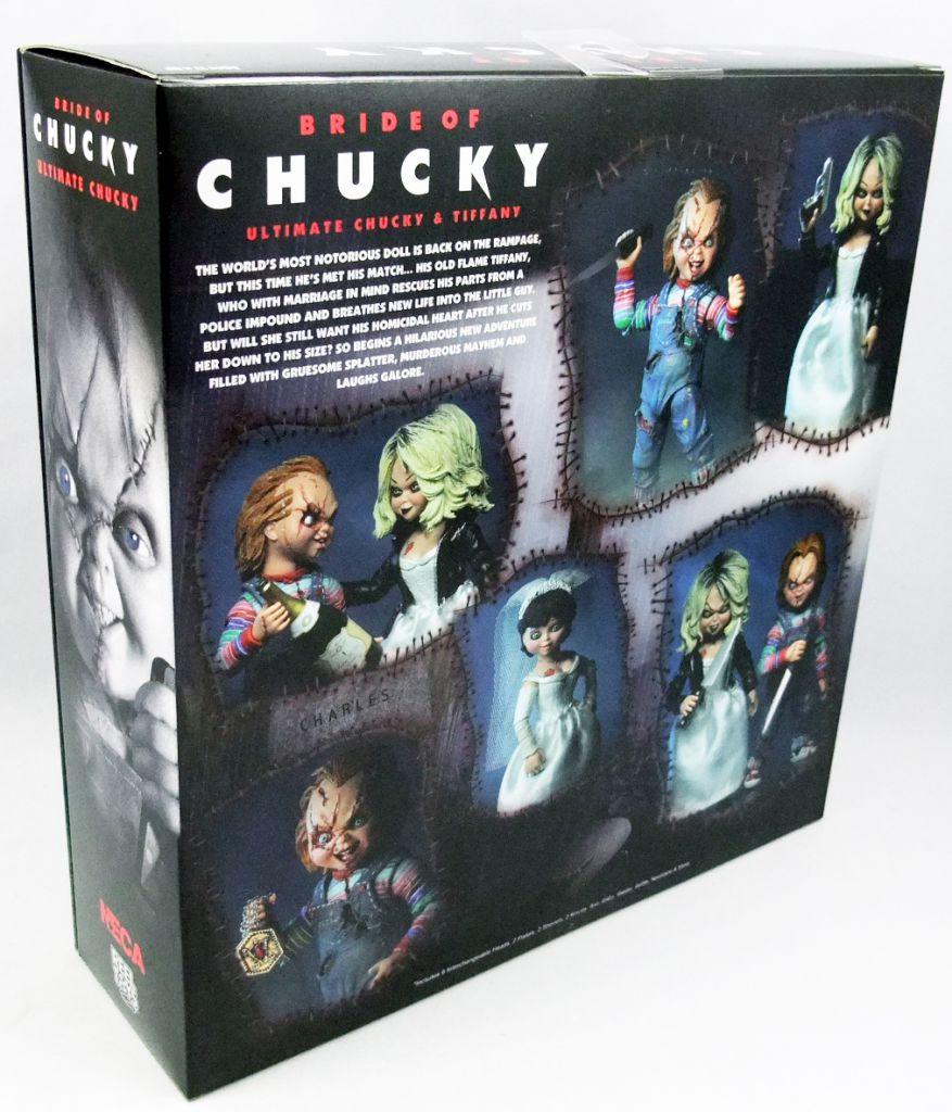 Bride of Chucky - NECA - Ultimate Chucky & Tiffany