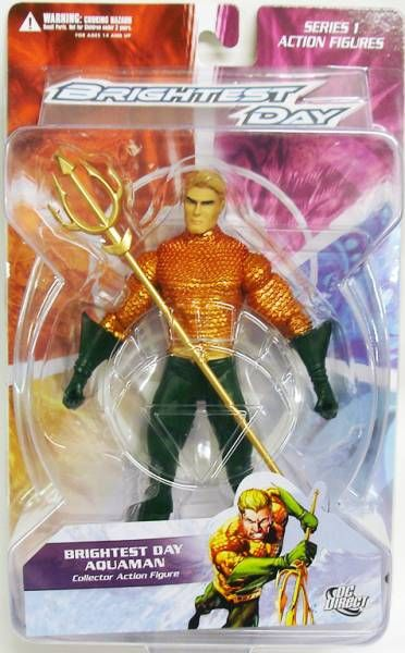 Brightest Day - Série 1 - Aquaman