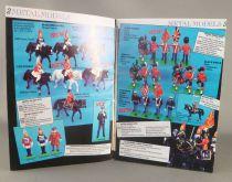 Britains - Catalogue Couleur 1986 24 Pages 15 x 10,5 cm
