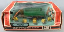 Britains - The Farm - Implement Trailer (ref 9550) (Mint in box)