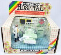 Britains Chambre avec Médecin et malade