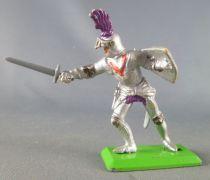 Britains Deetail - Moyen-Age - Chevalier piéton 2ème série attaquant épée